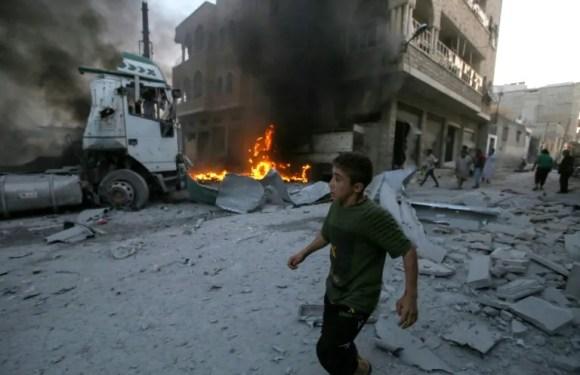 Damasco pone en peligro a 3 millones de civiles según denuncia de la ONU