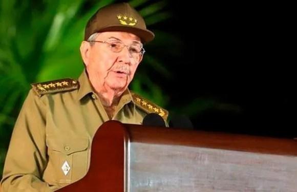EEUU impone sanciones a expresidente cubano Raúl Castro
