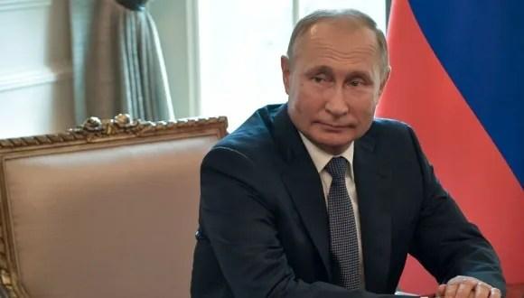 Putin llama a crear una nueva organización para la seguridad en el Golfo Pérsico