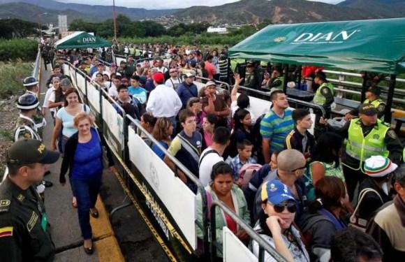 Las crisis migratorias de Venezuela y Nicaragua vistas por sus vecinos