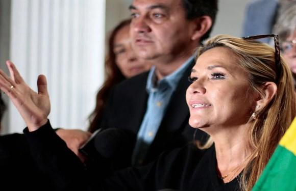 "Rusia reconoce a Jeanine Áñez como ""nueva líder"" de Bolivia"