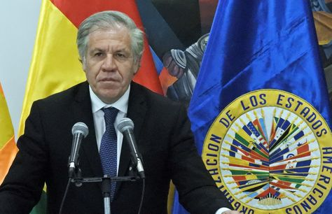 OEA exhorta al Legislativo a sesión de urgencia para hallar una salida constitucional a la crisis