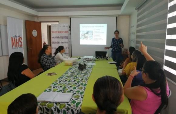 Plataforma Mujeres MAS le ayudará a mujeres a abrir una microempresa