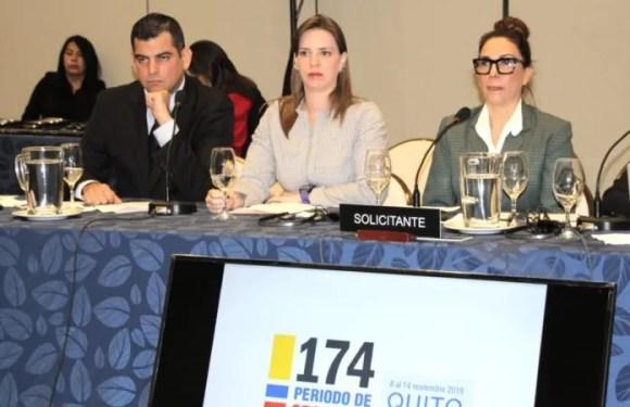 CIDH clausura su 174 Período de Sesiones en Quito con un llamado a una mayor igualdad