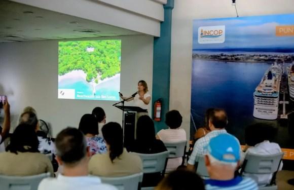 Primera Dama presenta avances de Ruta de Reactivación de Isla San Lucas