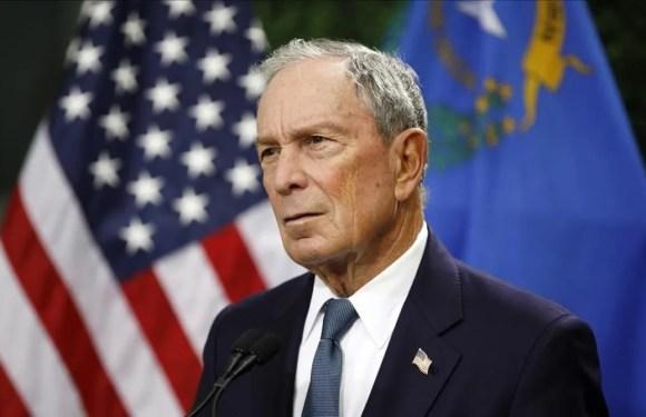 Bloomberg presenta documentación para ser candidato presidencial demócrata en 2020