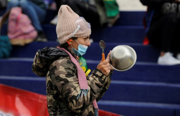 Opositor boliviano Camacho busca desafiar de nuevo a Evo Morales