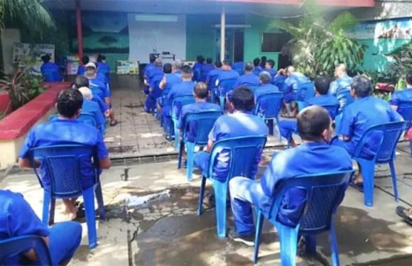Gobierno de Nicaragua libera 1.700 presos