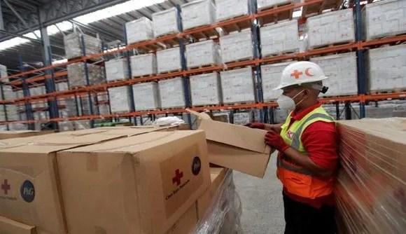 Panamá instala puente humanitario con países de la región