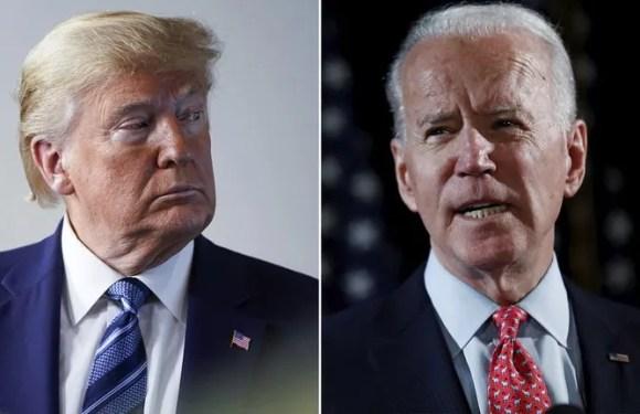 Donald Trump y Joe Biden acordaron realizar el segundo debate presidencial en Miami