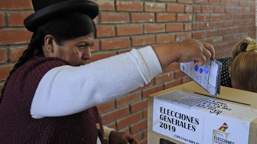 Bolivia se encamina hacia las presidenciales en un clima de máxima tensión política
