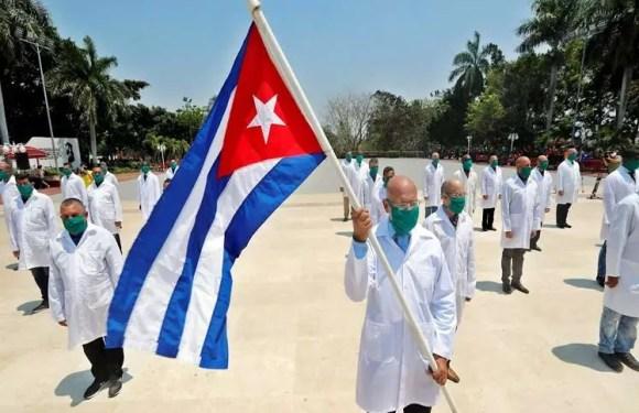 Otra jornada de reconocimiento internacional a los médicos de Cuba
