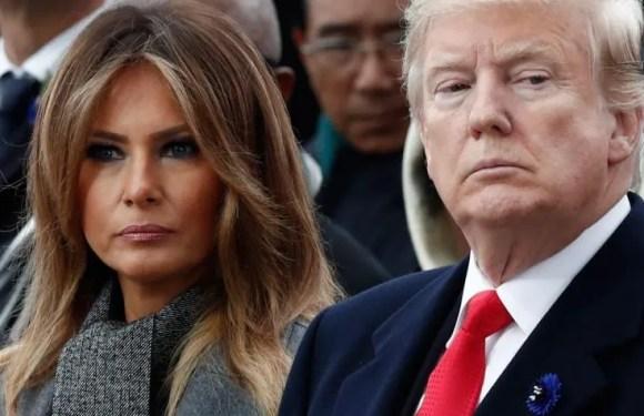 Presidente Donald Trump y su esposa Melania Trump dan positivo para Covid-19