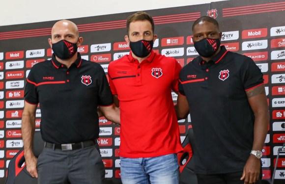 Luis Marín comandará a la Liga Deportiva Alajuelense