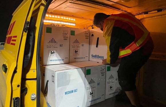 Donación de España de 69.600 dosis contra COVID-19 ingresaría este domingo