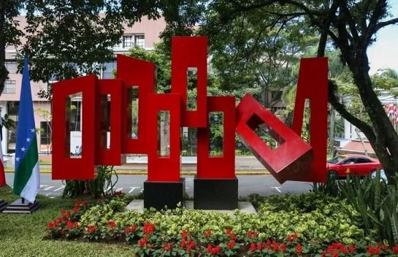 """""""MIGRANTES"""", la nueva pieza de arte entregada a la ciudad de San José."""