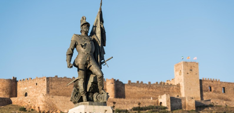 EL Partido derechista Vox solicita a México que rinda homenaje al conquistador Hernán Cortez y Mejore su tumba.