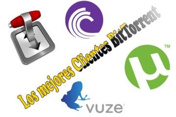 Mejores Clientes BitTorrent