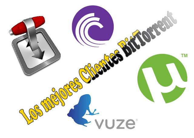 Mejore Clientes BitTorrent