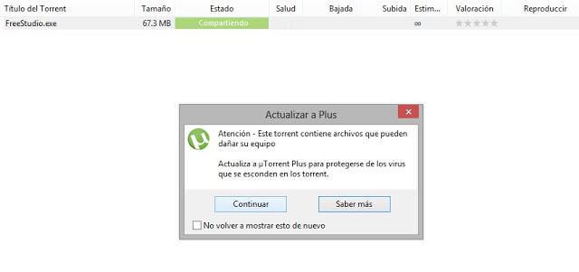 archivo torrent descargado