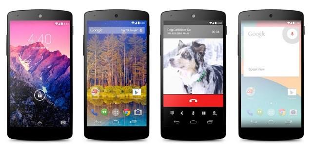 Nexus 5, el nuevo Smartphone de Google