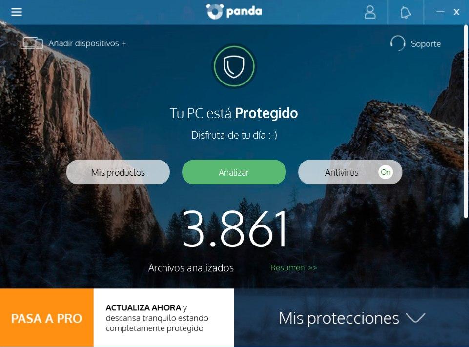 Panda Antivirus gratis