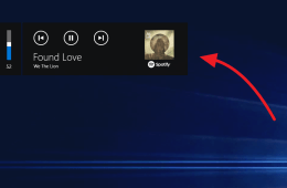Ocultar Control volumen Windows 10