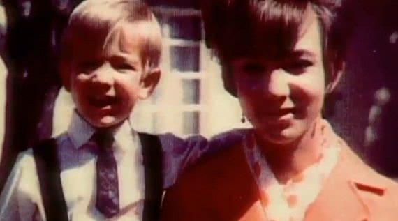 Jeff Bezos y su Madre Jacklyn Gise