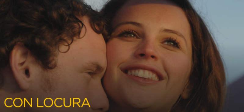 Con Locura Película romántica Netflix