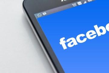 Facebook buscar personas por número telefónico o correo