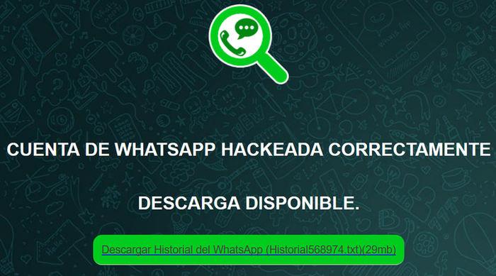 Espiar Whatsapp con Hackingtor
