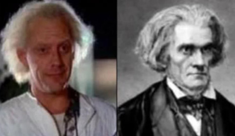 Doble de Christopher Lloyd