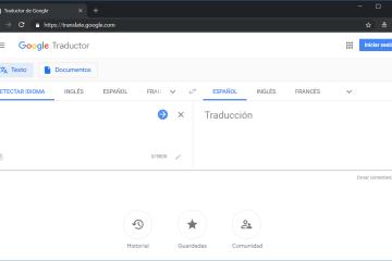 Nuevo Google Translate