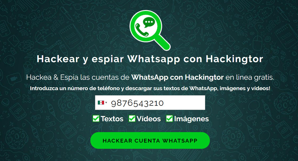 Advertencias sobre WhatsApp