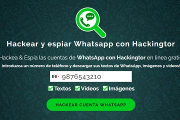 Hackingtor WhatsApp