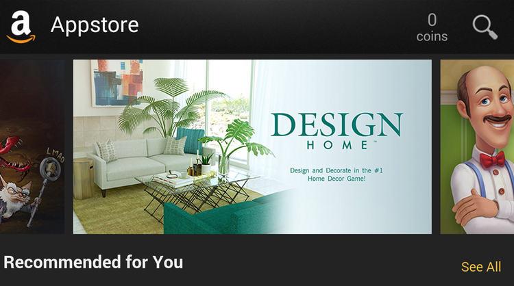 Amazon AppsStore alternativa a Google Play