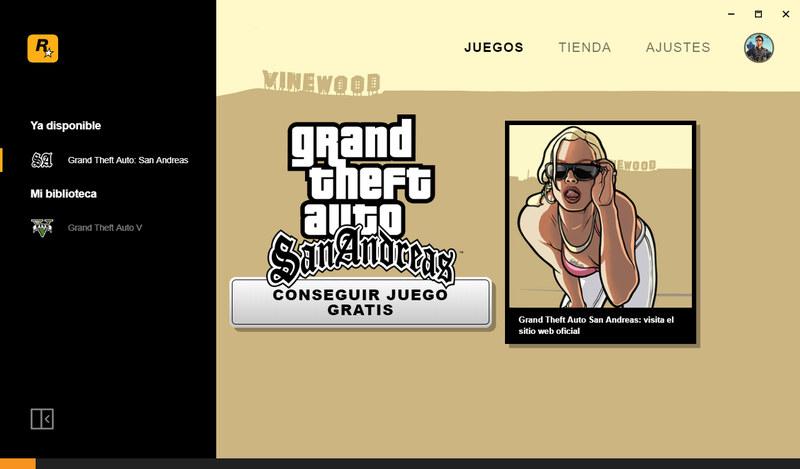 descargar GTA San Andreas gratis para PC