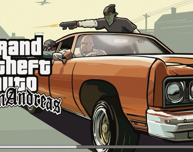 Descargar GTA San Andreas gratis