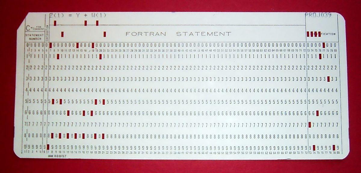 Código Fortran