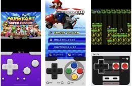 Emulador de Nintendo para iOS