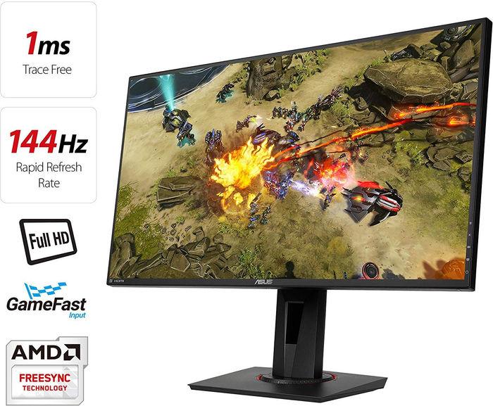 Mejor Monitor de 144Hz calidad precio