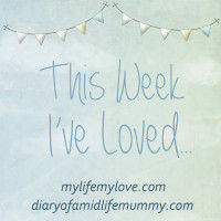 This Week I've Loved