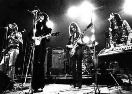 Horslips circa 1974