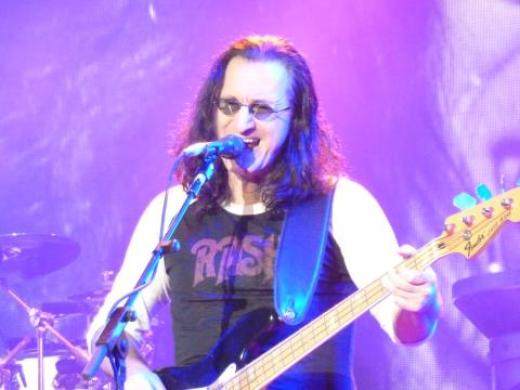 Geddy in Birmingham