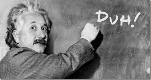 Einstein - Duh