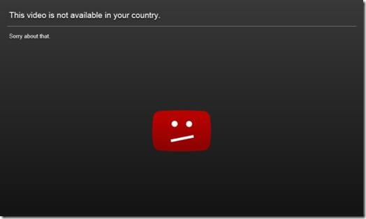 You can't view this Scottish advert in England!