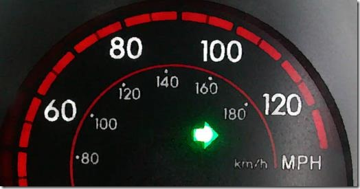 Indicator dashboard light