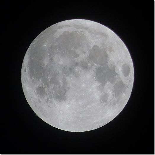 Moon - 27/9/2015 approx 10.30pm