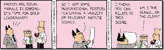 Dilbert - Motivational Posters