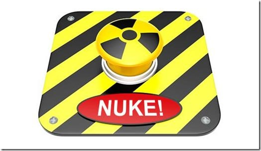 The nuclear button